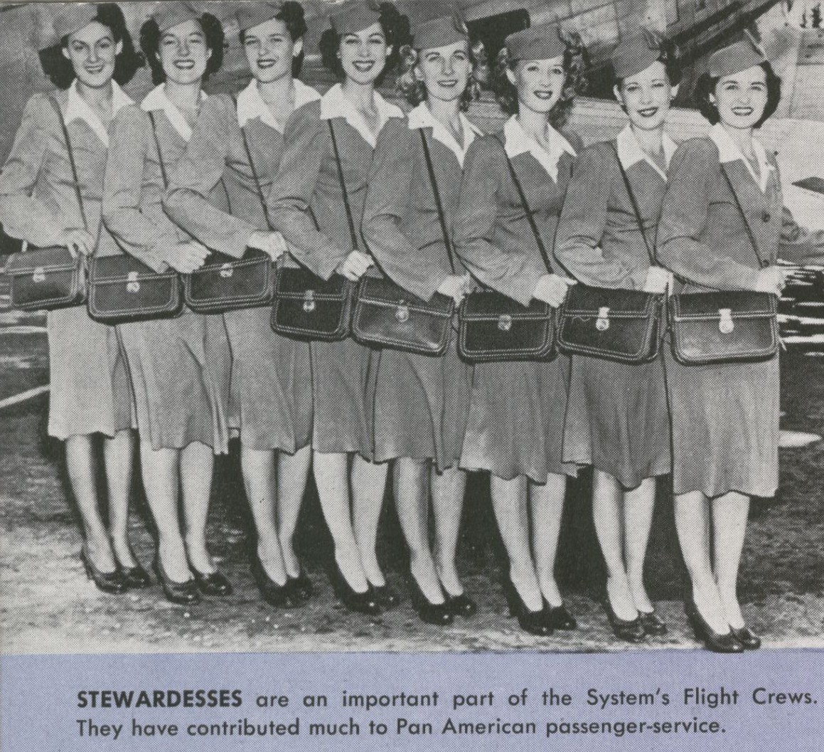 1944 Class of stewardesses