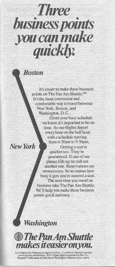1988 Apr 3 PA Shuttle Route Ad