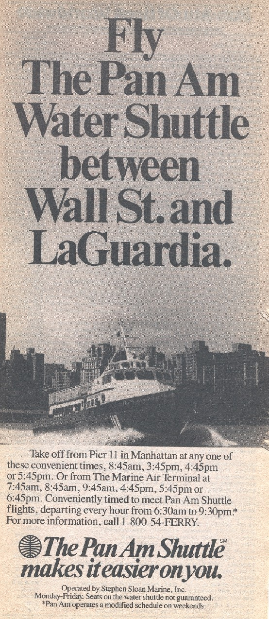 1988 Jun 15 Water Shuttle Ad